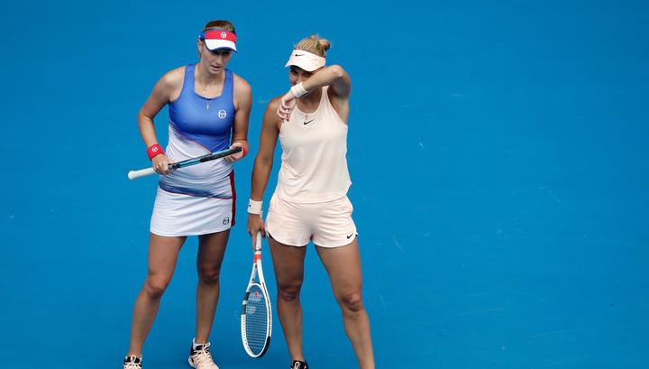 Веснина и Макарова пробились в четвертьфинал турнира в Майами