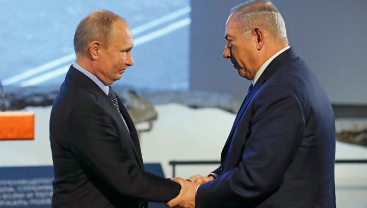 Нетаньяху ни при чем: Россия никогда не собиралась поставлять С-300 в Сирию