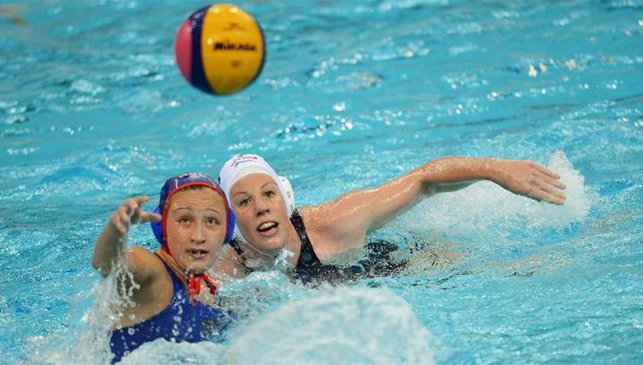 Российские ватерполистки проиграли четвертьфинал чемпионата Европы