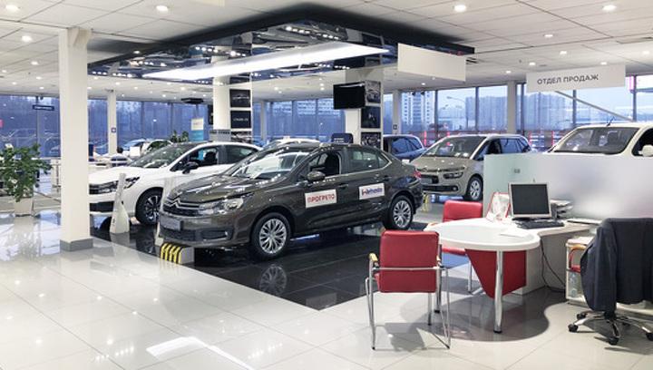 В январе продажи автомобилей в России взлетели на треть