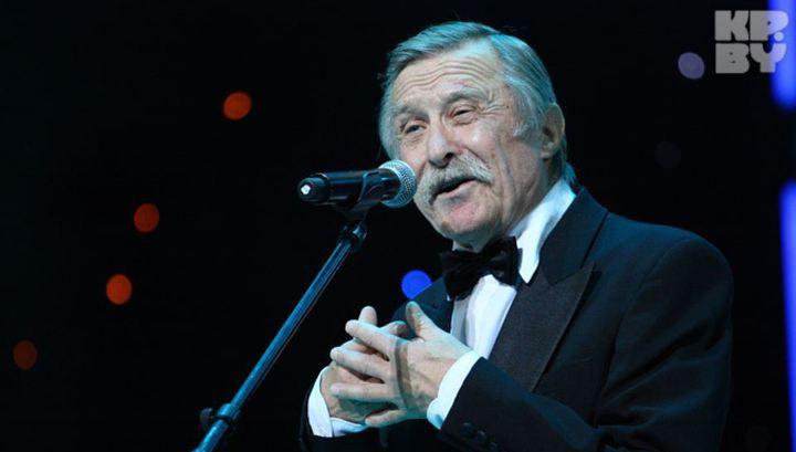 В Минске умер артист Геннадий Гарбук