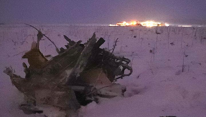 Авиакомпания опровергла отсутствие допуска врачей у командира упавшего Ан-148