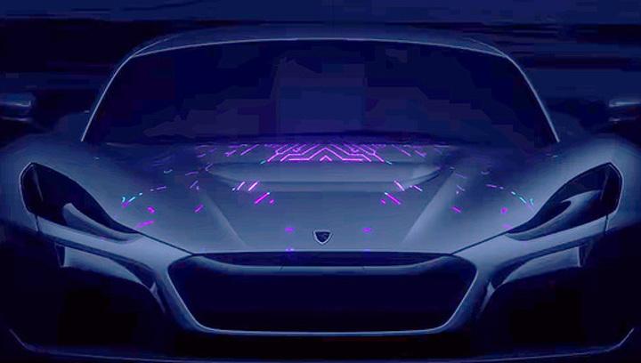 Хорваты готовятся представить очень дорогой электромобиль с автопилотом