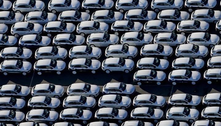 Продажи машин в Европе выросли на 6,8% в январе