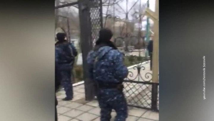 Семьи пострадавших при стрельбе в Кизляре получат госпомощь