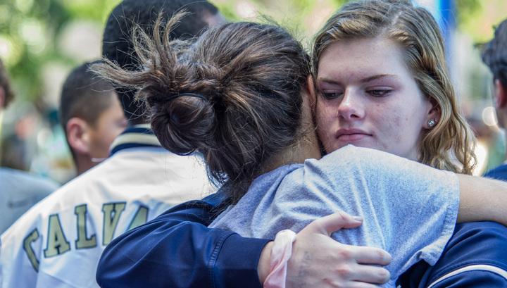 В США школьники протестуют против массового расстрела во Флориде