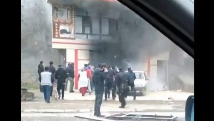 Два человека получили серьезные травмы во время взрыва газа в Махачкале