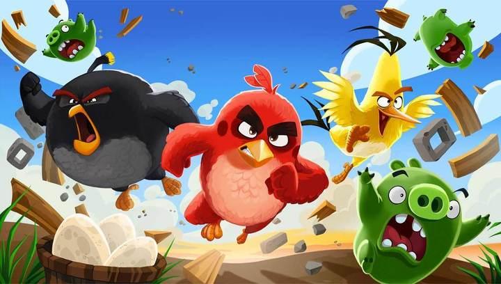 В Angry Birds теперь можно сыграть на деньги