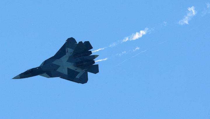 Путин назвал Су-57 лучшим истребителем в мире