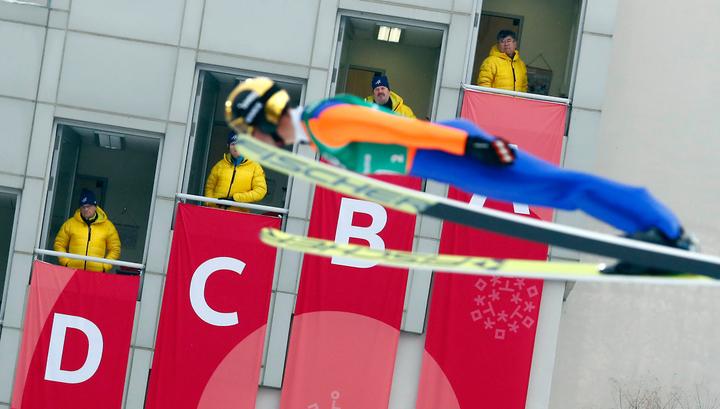 Завершилась олимпийская программа в лыжном двоеборье