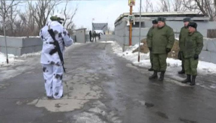 Украинские разведчики подорвались на минном поле в ДНР