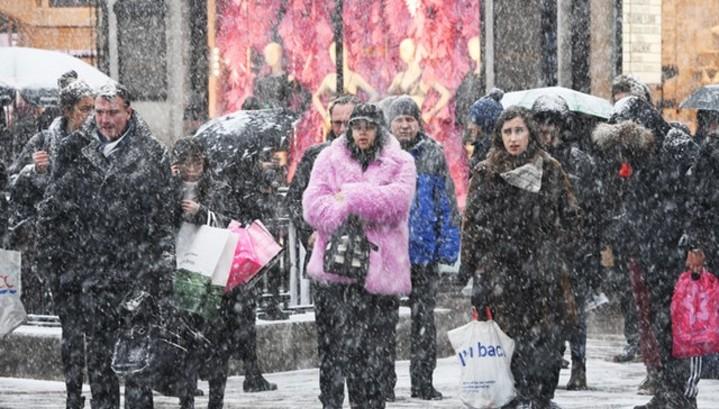 Непогода в Британии привела к нехватке продуктов