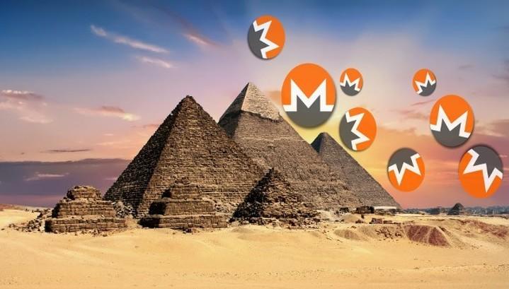 Египтяне майнят криптовалюту и не знают об этом