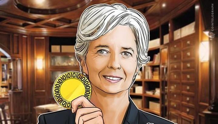 Лагард: МВФ готов регулировать мировой крипторынок