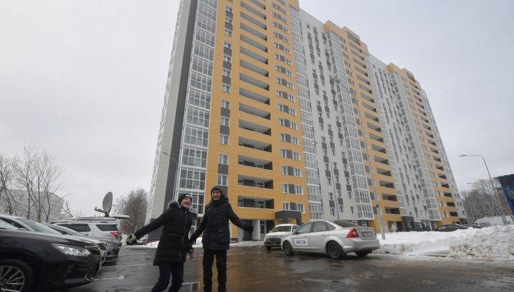 Москва в рамках программы реновации построит почти 30 мнл кв м жилья