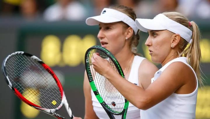 Теннисистки Веснина и Макарова объявили о распаде своего тандема