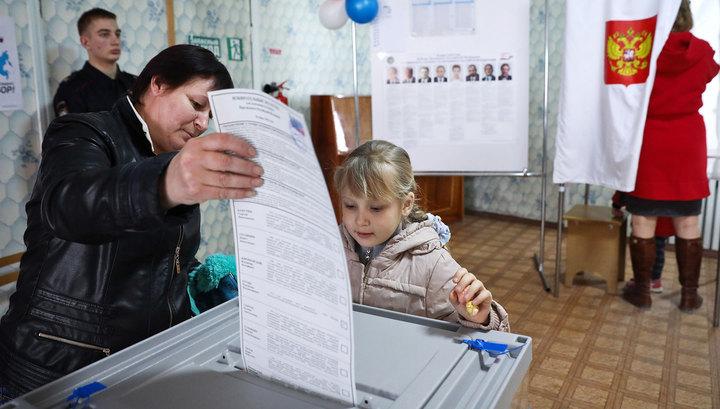 На выборах в Крыму нарушений нет, но Париж их не признает