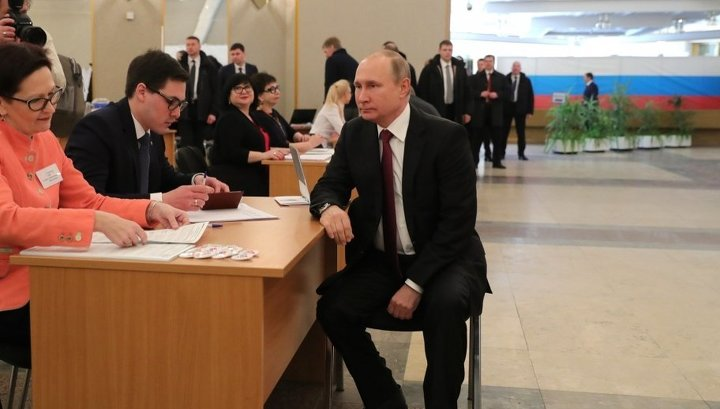 Кандидаты предпочитают запад и центр столицы:  где проголосовали Путин, Собчак и Жириновский