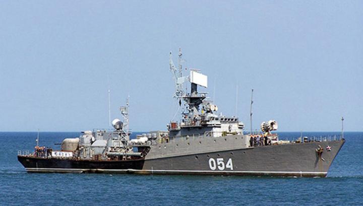 Корабли Черноморского флота вооружат обновлённой установкой «Смерч-2»
