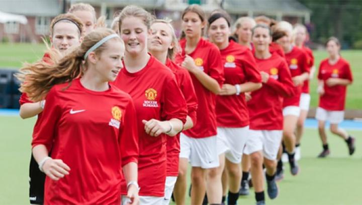 """Манчестер Юнайтед"" создаст женскую команду по футболу"