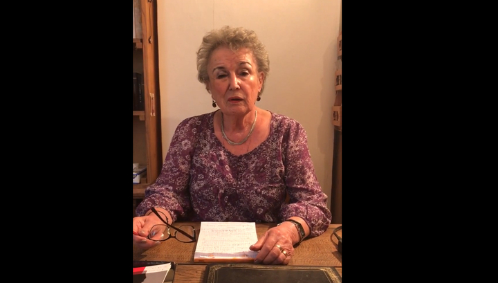 В Париже умерла известный литературовед и переводчик Вероника Лосская