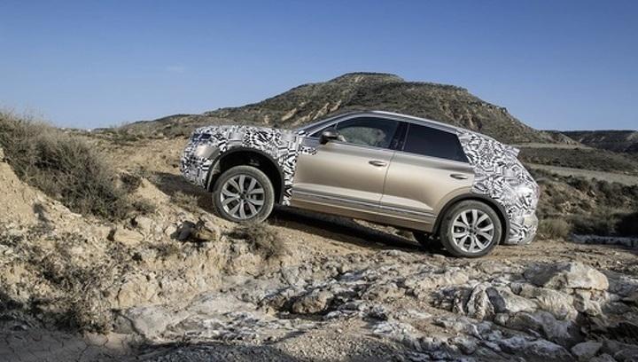 Новый Volkswagen Touareg: сроки появления в России