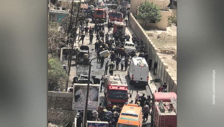 В Египте уничтожили шестерых боевиков - организаторов теракта в Александрии