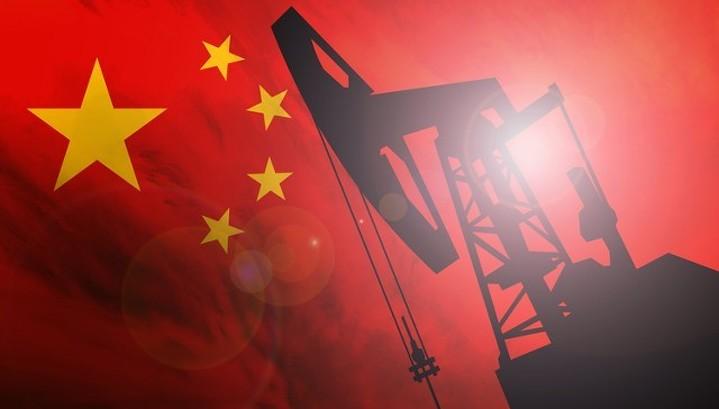 Китайские фьючерсы на нефть ищут почву под ногами