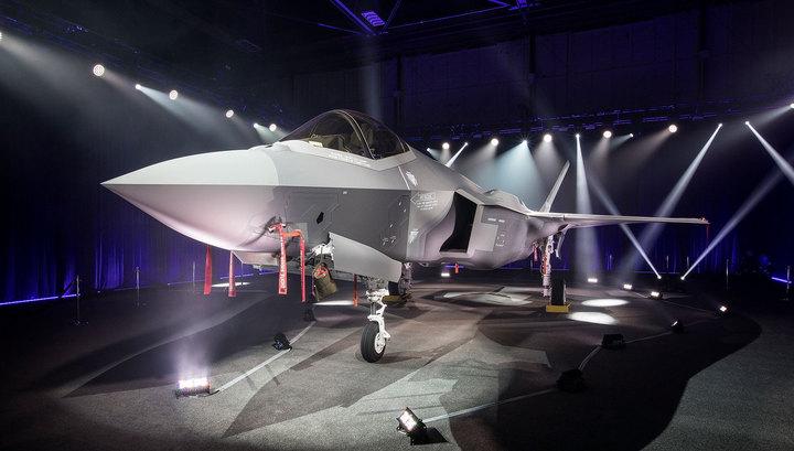 Южная Корея получила первый F-35