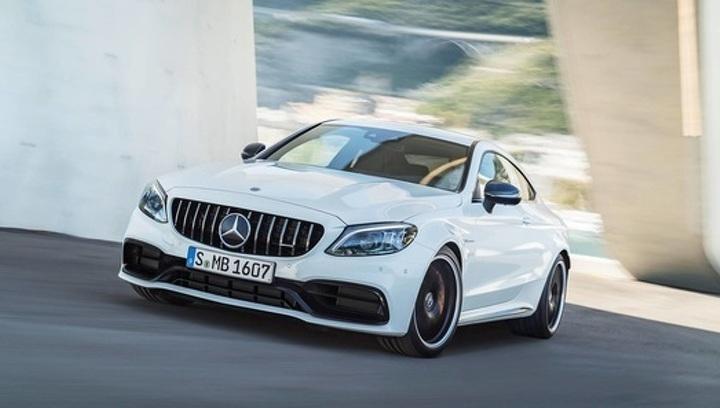 Самый мощный Mercedes C-class станет гибридным