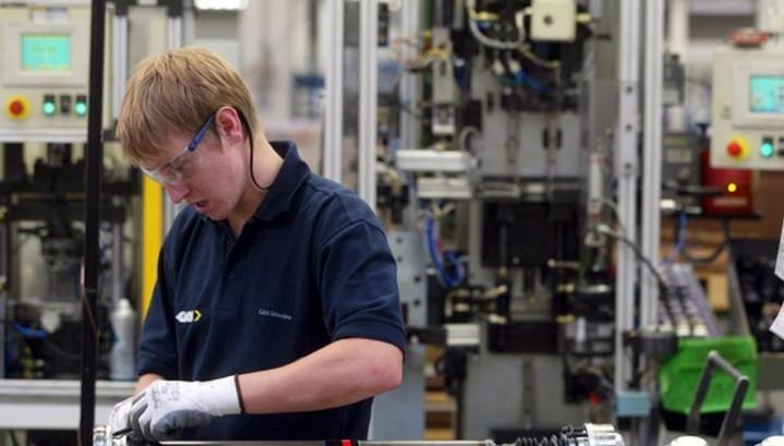 Производственный PMI Великобритании вырос в марте