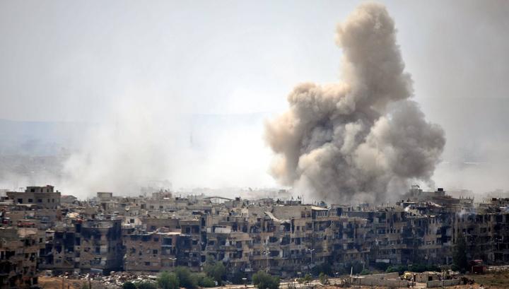 Террористы обстреляли Дамаск из минометов, есть жертвы и раненые