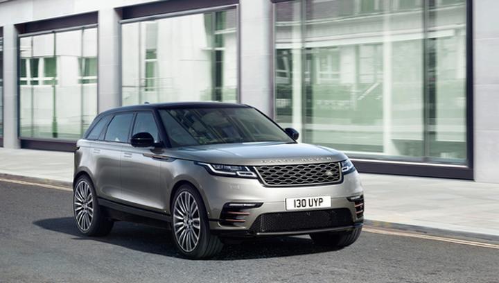Обновленный Range Rover Velar: больше моторов, шире оснащение