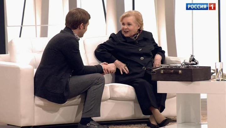 Нина Гуляева рассказала, как выхаживала Вячеслава Невинного после ампутации ног