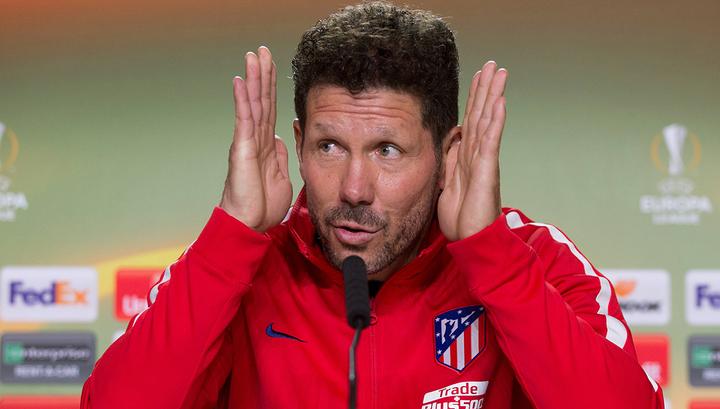 Диего Симеоне зарабатывает больше всех тренеров в мире