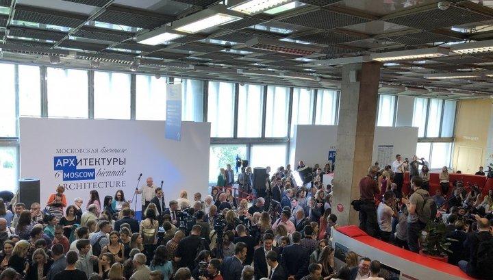 Собянин открыл выставку архитектуры и дизайна