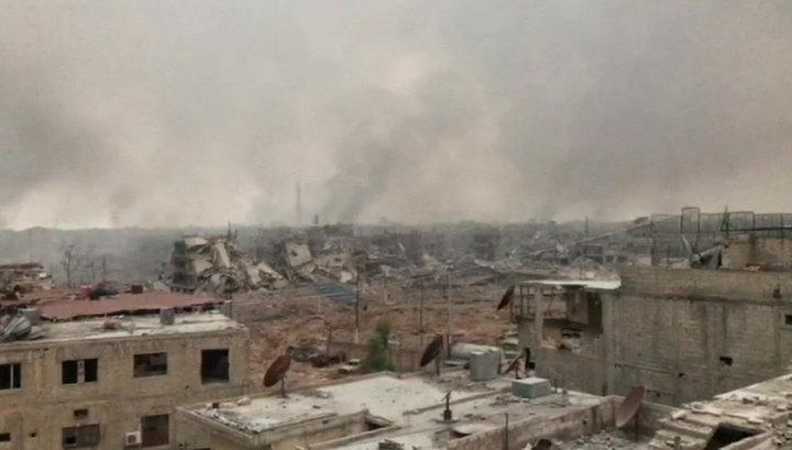 США: инцидент с Ил-20 является опасным примером эскалации в Сирии
