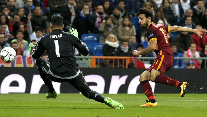 """Мадридский """"Реал"""" хочет Салаха. И готов отдать """"Ливерпулю"""" Наваса"""