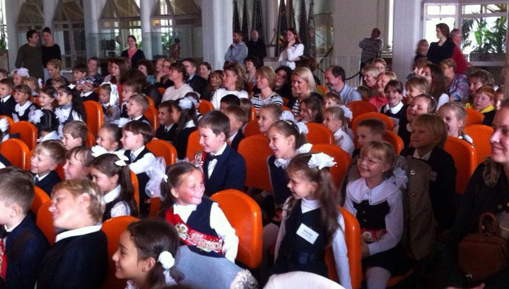 1 июня дети смогут бесплатно посмотреть спектакль в театре Наталии Сац