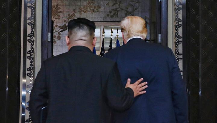 Трамп объявил о свертывании КНДР ядерной программы