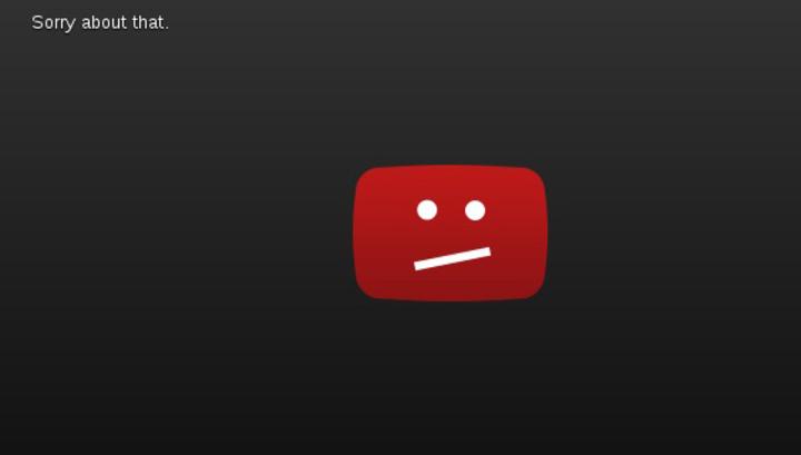 Интернет-пользователи по всему миру сообщают о проблемах с YouTube