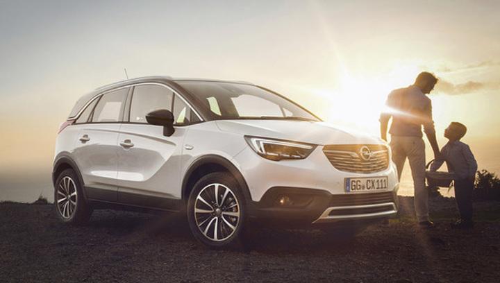 Opel полностью изменит дизайн своих автомобилей