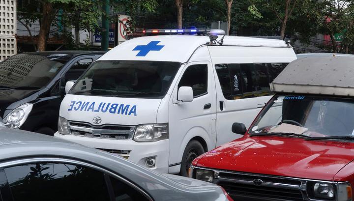 Россиянин разбился, упав с балкона в Таиланде