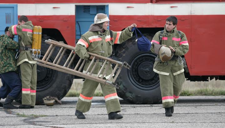 В результате взрыва газа в Смоленской области пострадали четыре человека