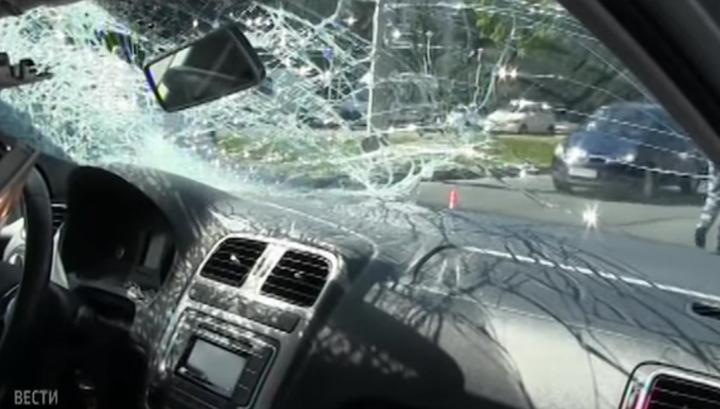 Чебоксарский велосипедист совершил лобовое столкновение с машиной и погиб