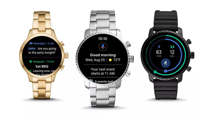 Google переделала операционку Wear для смарт-часов