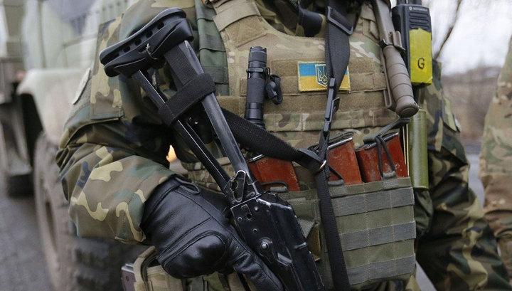 В рядах украинских силовиков началась эпидемия чесотки