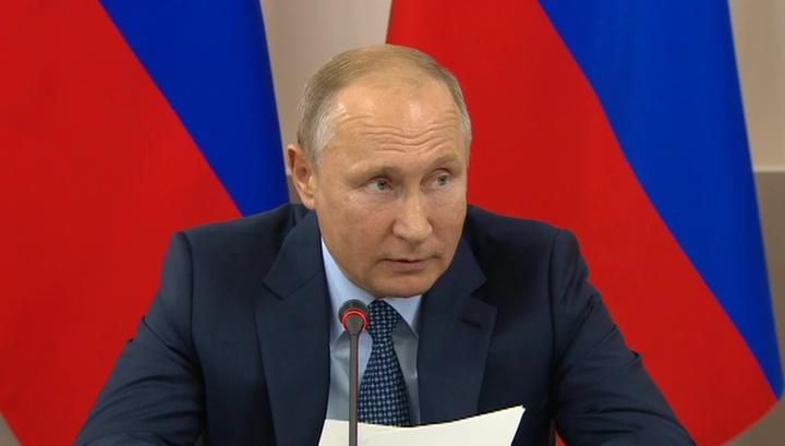 Президент России прибыл с государственным визитом в Узбекистан