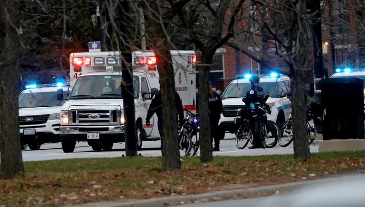 Открывший стрельбу в Чикаго мертв