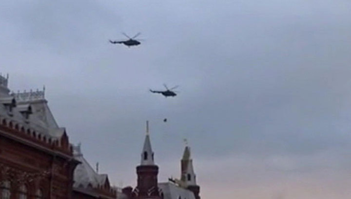 ФСО отчиталась о завершении учений в районе Кремля
